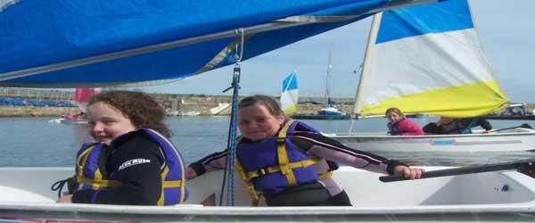 """""""Irish National Sailing Camps"""""""