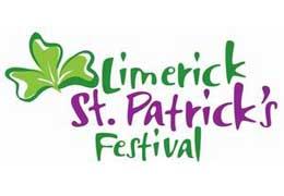 St patrick festival map