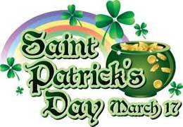 """St Patrick's Festival Trim"""