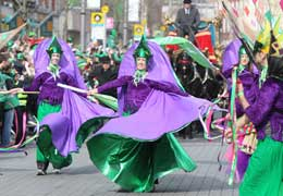 """St Patricks Day Parade Galway"""