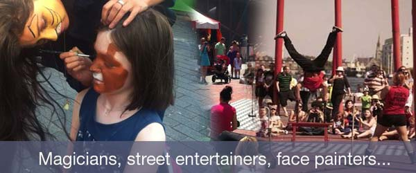 """Docklands Summer Festival"""