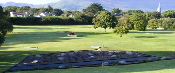 """Deerpark Pitch and Putt Club in Killarney, Kerry"""