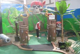 """Pirates Adventure Centre in Tramore, Wexford"""