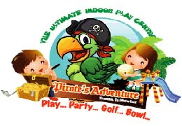 """Pirates Adventure Bowling And Mini Golf Waterford"""