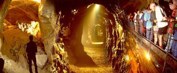 """""""Aillwee Cave In Clare"""""""