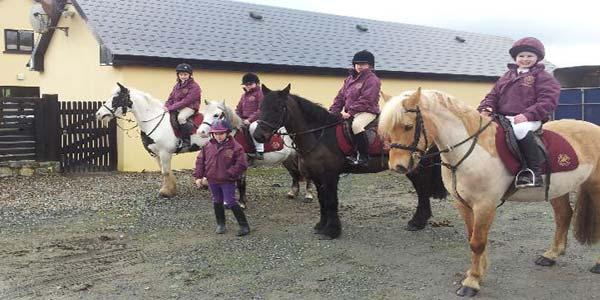 """Clonlara Equestrian Centre"""