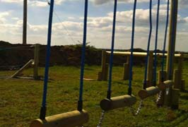 """The Kildare Maze Activity Park"""