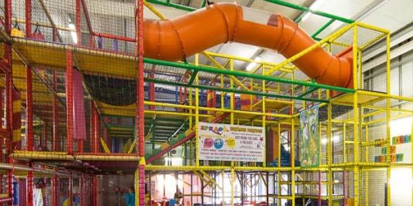 """Spraoi Children's Fun World in Dublin"""