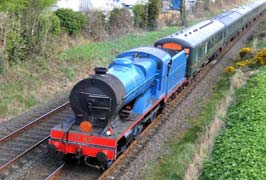 """Steam Train Excursions"""