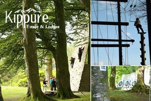 """Kippure Outdoor Activity and Adventure Centre at Kippure Estate"""