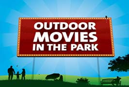 """""""Outdoor Movies In The Park"""""""