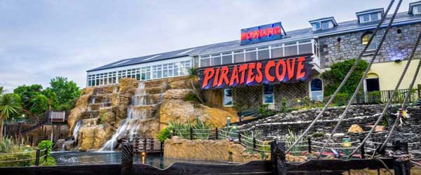 """Pirates Cove Kids Adventure Park Courtown, Wexford"""