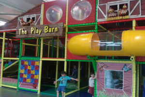 """Leahys Open Farm In Cork new play barn"