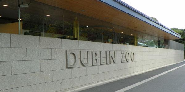 """Dublin Zoo in the Phoenix Park"""