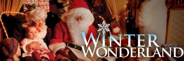 """""""Winter Wonderland at Westport House"""""""
