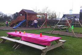 """Clonfert Pet Farm Picnic Area"""