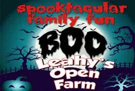 """""""Leahys Open Farm Halloween Event"""""""
