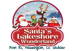 """Santa's Lakeshore Wonderland"""