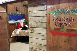 """Visit Santa at The Farm Grenagh in Cork"""