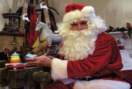 """Christmas At Airfield in Dublin"""