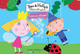 cork opera house ben and holly s little kingdom