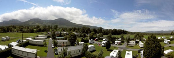 """Parsons Green Open Farm, Caravan and Camping Park Tipperary"""