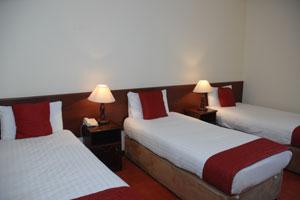 """Auburn Lodge Hotel Family Room"""