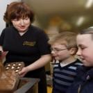 """ The Chocolate Garden of Ireland Workshops"""