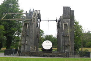 """The Great Telescope at Birr Castle Gardens and Science Centre"""