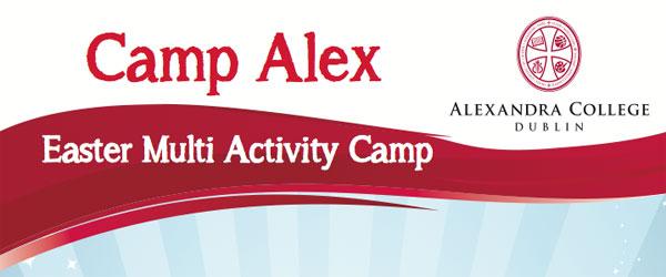 """""""Camp Alex Kids Camps Dublin"""""""