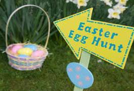 """Easter Egg Hunts around Ireland"""