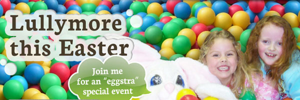 """""""Easter Egg Hunt At Lullymore"""""""