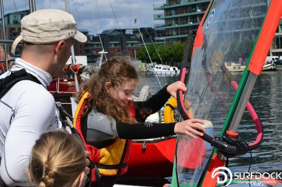 """Surfdock Watersports Easter Camp For Kids"""