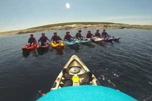 """Wavesweeper Sea Adventures in Mayo"""
