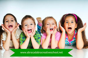 """Abracadabra School for Creative Kids"""