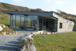 """Doolin Cave Visitor Centre"""