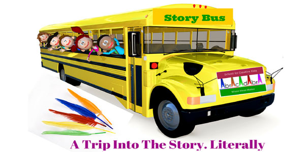 """The Story Bus with Abracadabra School"""