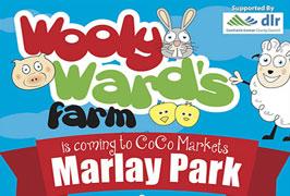 """Wooly Wards Farm Event In Marlay Park, Dublin"""