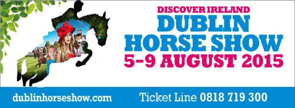 """Dublin Horse Show Competition"""