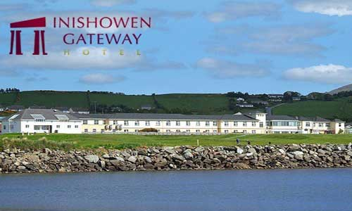 """The Inishowen Gateway Hotel in Donegal"""