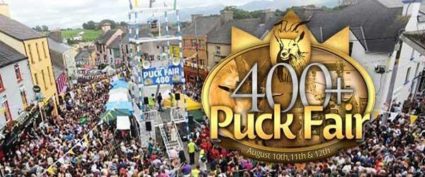"""Puck Fair Festival Killorglin, Co. Kerry"""