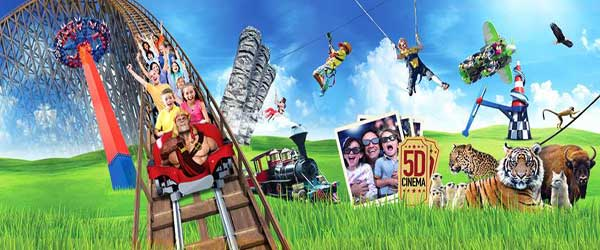 """Tayto Theme Park in Ashbourne Co. Meath"""