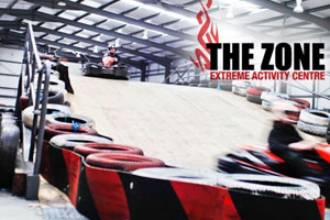 """The Zone Karting in Meath"""