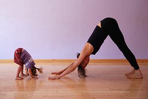 """Family Yoga Classes"""