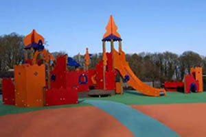 """ Ardgillan Castle Kids Playground"""