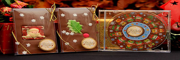 """Christmas Workshop In The Chocolate Garden of Ireland"""