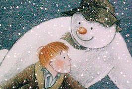 """The Snowman"""