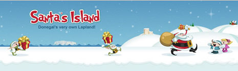 """Donegal's Lapland Santa's Island"""