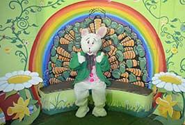 """Easter Bunny In Cork"""
