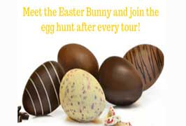 """Easter at the Butlers Chocolate Experience"""
